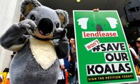 AUSTRALIA-ENVIRONMENT-CLIMATE-PROTEST