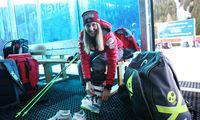 ALPINE SKIING - OESV, training