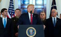 Den massiven Schlag gegen Teheran hat der US-Präsident – vorerst – abgesagt.