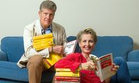 """team. Karl und Martina Hohenlohe übernahmen 2005 den """"Gault Millau"""" von Michael Reinartz."""