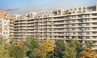 Wohnbauprojekt ´Am Franzosengraben´, das heuer fertig gestellt wird.