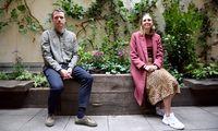 Das isländisch-deutsche Designerduo Brynjar Sigurđarson und Veronika Sedlmair ist bei der Vienna Design Week.