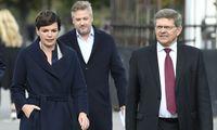 SPÖ-Chefin Pamela Rendi-Wagner und SPÖ-Bundesgeschäftsführer Christian Deutsch