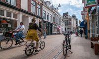 Mit dem Rad durch Groningen