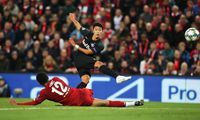 SOCCER - UEFA CL, Liverpool vs RBS