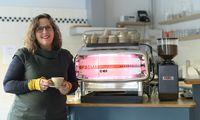 Ulla Harms eröffnet kommenden Montag ihr kleines Café Franzundjulius.