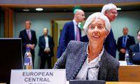 Christine Lagarde hält eine sehr lockere Geldpolitik auf absehbare Zeit für nötig