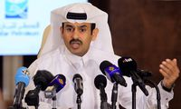 Saad al-Kaabi, Chef von Qatar Petroleum.