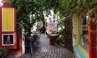 Die Esten mögen lauschig-nostalgische Cafés.