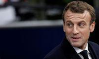 Scharfe Kritik für Frankreichs Präsident Emmanuel Macron