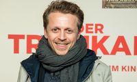 Ferdinand Schmidt-Modrow Actor Der Trafikant, Premiere City Kino, Munich, Germany 23 October 2018 PUBLICATIONxINxGERxSUI
