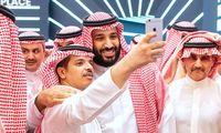 Kronprinz bin Salman ist in die Zwickmühle zwischen USA und Russland geraten.