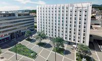 Strabag Real Estate und GBI realisieren derzeit 313 Mikroappartements beim Bahnhof Heiligenstadt im 19. Wiener Bezirk.
