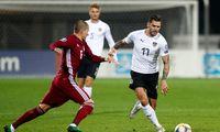 Euro 2020 Qualifier - Group G - Latvia v Austria