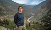 Weinmacher Maxence Dulou pendelt zwischen Himalaya und Hongkong.