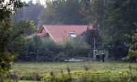 Der Bauernhof in Ruinerwold in den Niederlanden