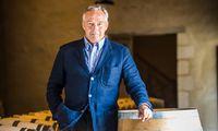 Passion. Chopard-Ko-Präsident Karl-Friedrich Scheufele sieht sein