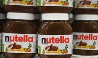 Nutella-Produzent Ferrero hat mit der Plakat-Aktion nichts zu tun