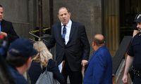 In New York fürchtet Weinstein zu viel Aufmerksamkeit für den Fall.