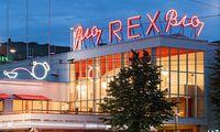 Lichtspiel. Der beliebte Rex-Komplex in Helsinki vereint Kino und Kunsthalle.