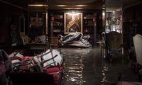 ITALY-WEATHER-FLOODING-ALTA ACQUA-HIGH WATER-VENICE