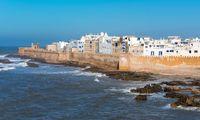 Blick auf Essaouira
