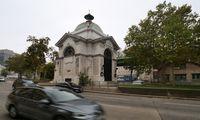 Vorspiel zur Kirche am Steinhof: Johannes-Nepomuk-Kapelle.