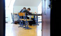 Symbolfoto: Jugendliche in der Oberstufe