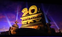 Logo des Hollywoodstudios 20th Century Fox