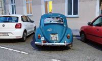 In Wien gibt es noch 9.674 Fahrzeuge mit schwarzen Kennzeichen