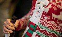 Bei Weihnachtsfeiern fließt Alkohol oft in Strömen. Die enthemmende Wirkung wurde schon manchen zum Verhängnis.
