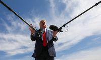 """Die meisten Anleger freuen sich seit 2016 über eine """"Trump-Rallye""""."""