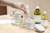Ritz Carlton Vienna Im Spa des Ritz Carlton Vienna kommen nur Produkte von Susanne Kaufmann zum Einsatz.