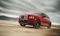 Nicht oft zu sehen: Drei Rolls-Royce wurden 2019 in Österreich neu zugelassen.