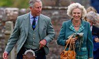 Prinz Charles und Herzogin Camilla verbringen jedes Jahr ihren Sommerurlaub in Schottland.