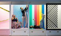 """Schöne neue Bilderwelt: Das am Freitag eröffnete """"nofilter_museum"""" in der Wiener Innenstadt bietet seinen Besuchern eine Kulisse für kreative Selfies."""
