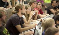 Schnupperveranstaltungen sollen Interessenten einen unmittelbaren Eindruck vom angestrebten Fach und dem Alltag an der Uni bieten.