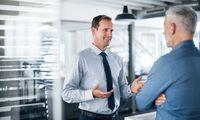 Gut kommunizieren zu können, ist in jeder Führungsposition essenziell.