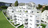 Beliebter Speckgürtel: Projekt Klostergarten in Klosterneuburg.