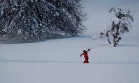 Die extremen Schneemengen führen auch zu tödlichen Unfällen. Allein sollte man laut Experten nicht unterwegs sein – beim Skifahren wie beim Schneeräumen.