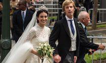 PERU-ROYALS-WEDDING-HANOVER-DE OSMA / Bild: (c) APA/AFP/ERNESTO BENAVIDES (ERNESTO BENAVIDES)