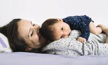 Symbolbild Mutter und Kind