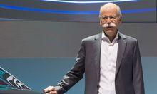 Daimler-Chef Dieter Zetsche gibt bei seiner Modelloffensive Vollgas: Bis 2018 werden 30 Mrd. Euro in neue Modelle investiert.