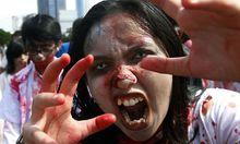 TV-Sender verkündeten Zombie-Apokalypse