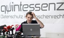 """Datenschutzaktivist Max Schrems prozessiert seit Jahren gegen Facebook. Bisher größter Erfolg: Ein EuGH-Urteil, das dem """"Safe-Harbor""""-Abkommen zwischen EU und USA den Boden entzog."""