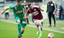 FUSSBALL TIPICO BUNDESLIGA: SK RAPID WIEN - SV MATTERSBURG