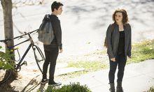 Clay und Hannah / Bild: (c) Beth Dubber/Netflix (Beth Dubber/Netflix)
