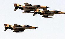 Luftwehrübung im Iran, Raketenabwehrtest in Israel