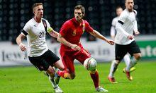 Fussball Janko Abschied Trabzonspor