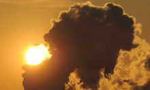 Klimawandel Krise bremst CO2Ausstoss